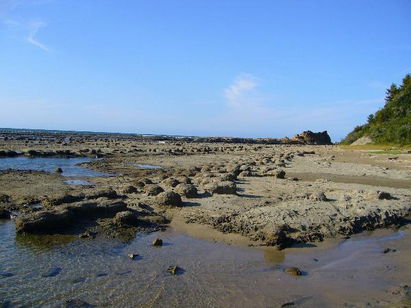 石見畳ヶ浦の風景画像
