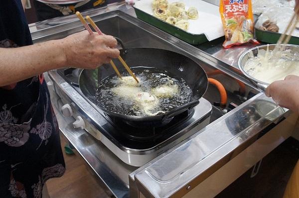 【列島縦断・宝メシグランプリ2019】西条柿の天ぷらが優勝しました