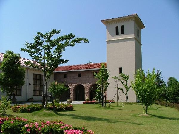 浜田市立石正美術館の外観画像