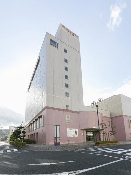 浜田ワシントンホテルプラザの外観画像