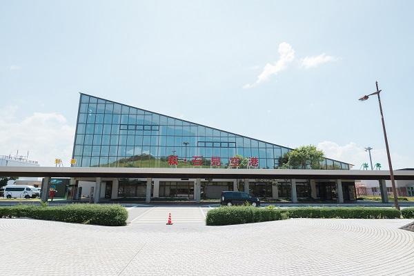 萩・石見空港の画像