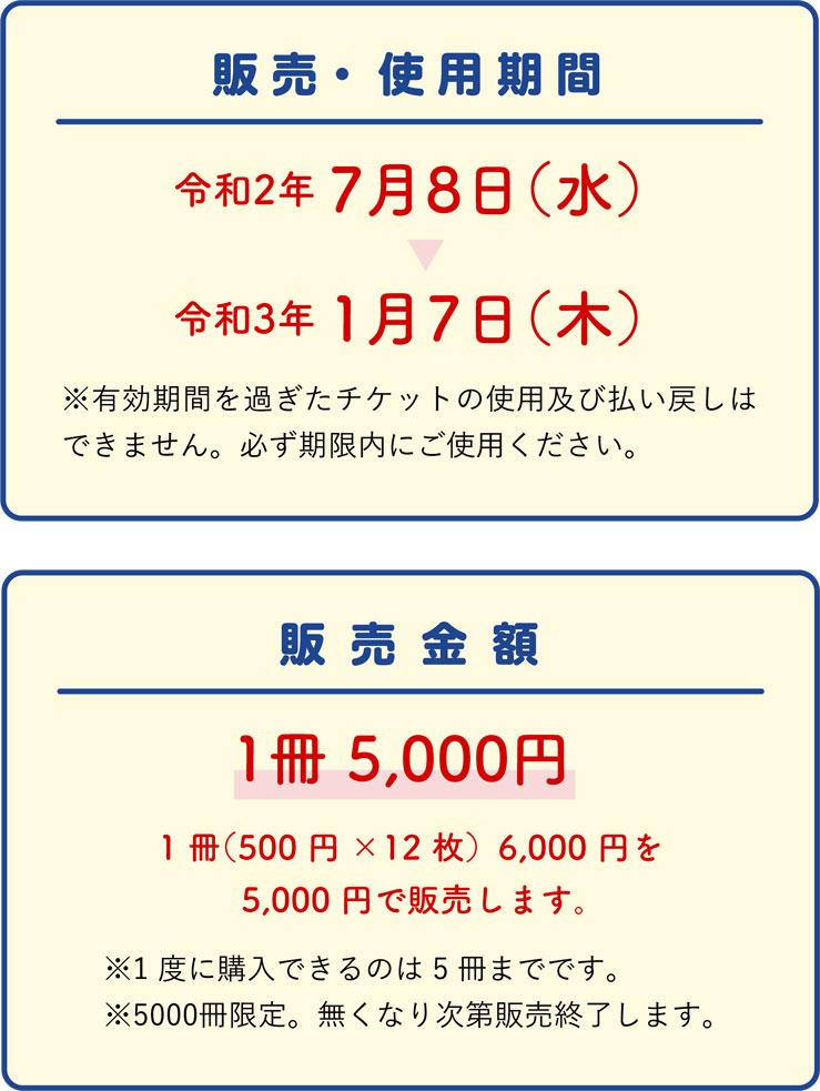 販 売 金 額 1冊 5,000円
