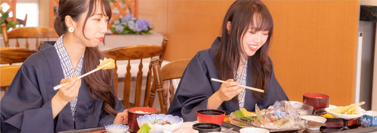 「観光大使はまだ」が行く!浜田の美味しいグルメスポット巡り