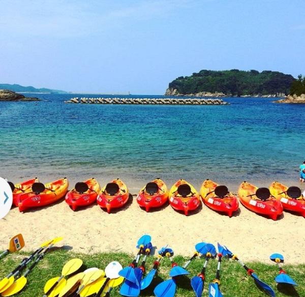 ★浜田の海水浴場で楽しもう!!海のアクティビティ♪