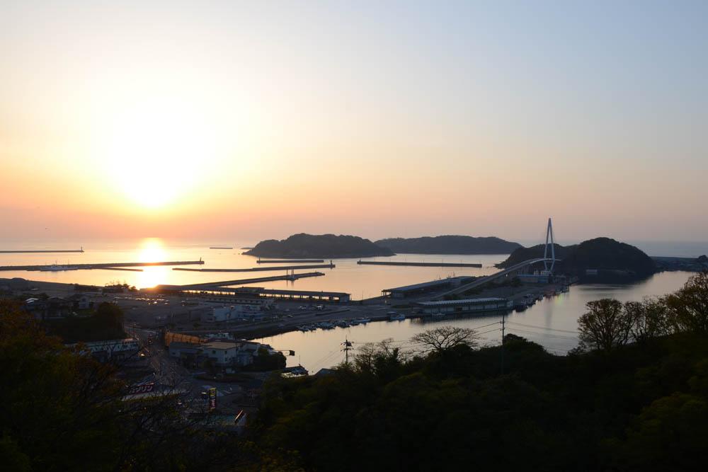 yuuhi公園濱田(夕陽)