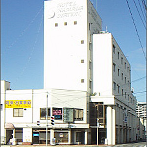 【建て替えのため休業中】浜田ステーションホテル