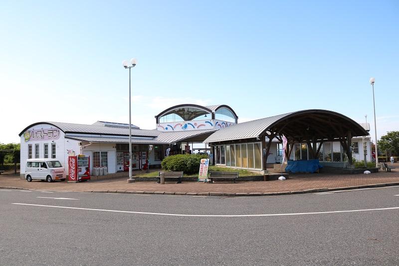 道の駅 ゆうひパーク三隅 レストラン