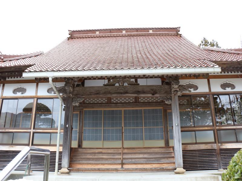 浄光寺(島村抱月の墓)