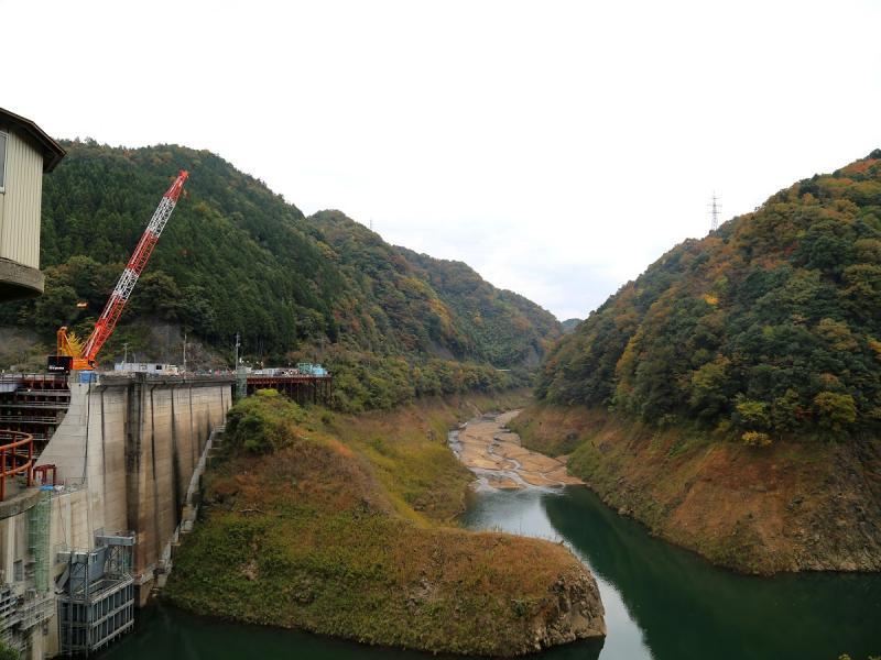 浜田ダム(桜湖)