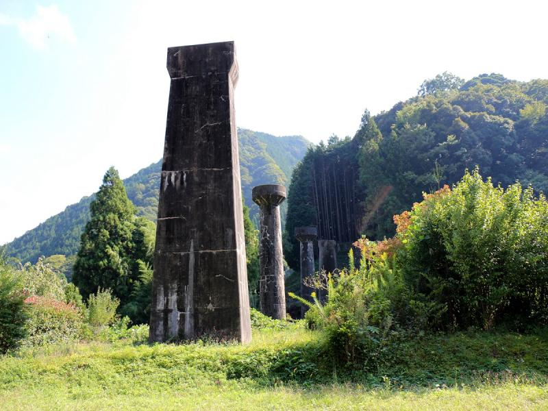 幻の鉄道遺産「広浜鉄道今福線」