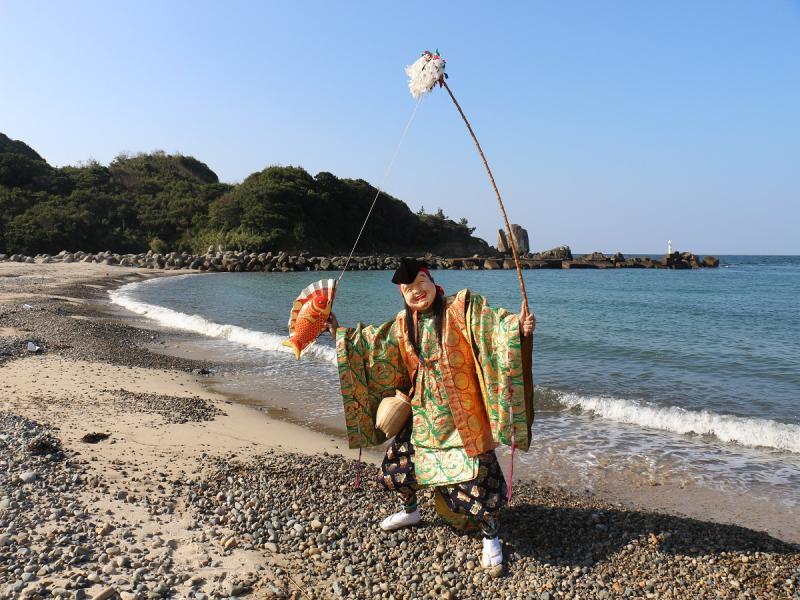日脚海岸[釣りスポット]