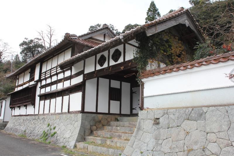 佐々田庄屋屋敷
