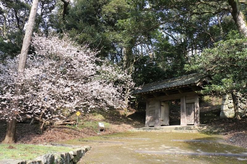 浜田城跡(続日本100名城)