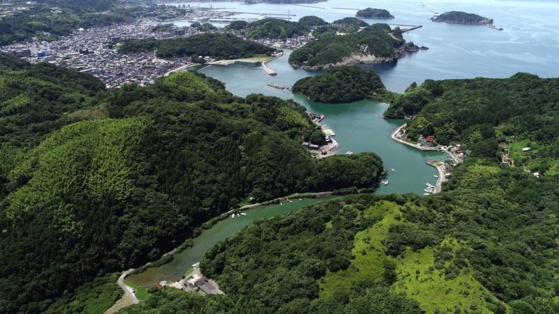 日本遺産 北前船寄港地 外ノ浦