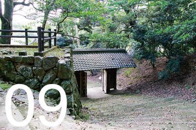 浜田藩ゆかりの寺院を巡るコース