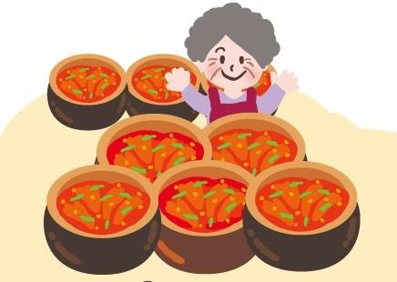冬野菜を使ってキムチ作りに挑戦